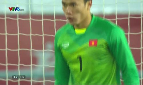 点球大战让越南队进入U23亚洲决赛