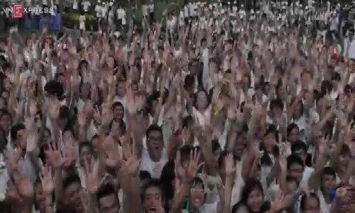 地球日在越南首次庆祝