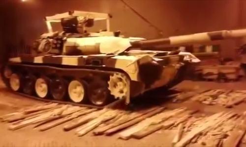 伊拉克军队放弃了美国的M1坦克,俄罗斯的T-90工资单