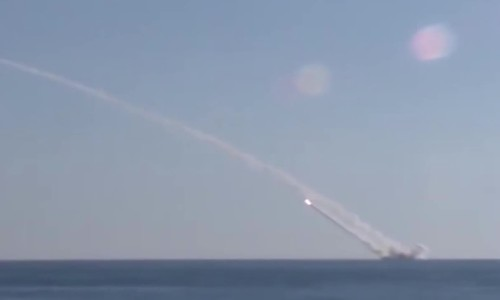 """菲律宾想购买俄罗斯潜艇""""黑洞"""""""