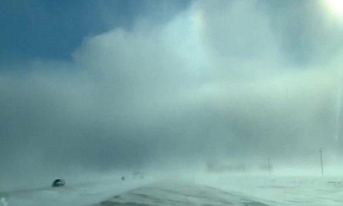 美国面临着创纪录的-53摄氏度的寒潮
