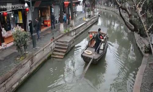 Chu Gia Giác - cổ trấn như 'Venice của Thượng Hải'