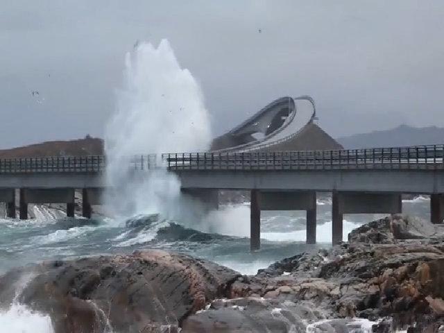 Con đường Atlantic Ocean, Na Uy