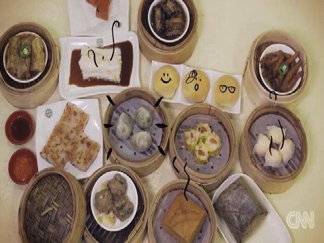 Cách ăn dimsum như người Đài Loan
