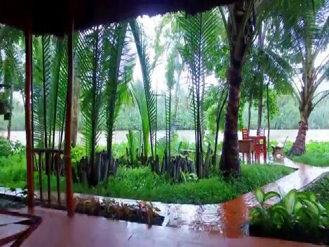 Homestay ở Vĩnh Long