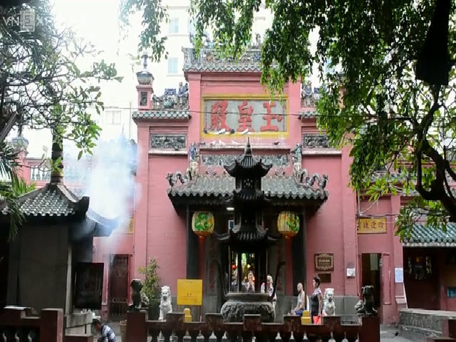 Ngôi chùa cổ cựu Tổng thống Mỹ từng ghé thăm ở Sài Gòn