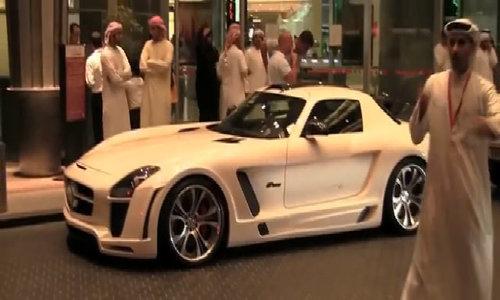 Những điều điên rồ bạn chỉ có thể thấy và làm ở Dubai