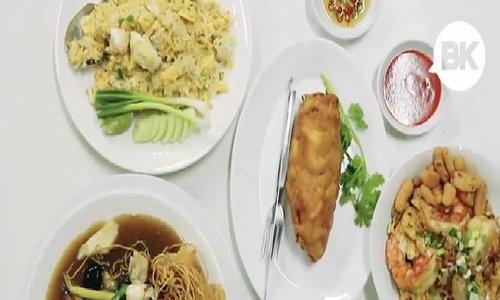 Quán ăn vỉa hè Bangkok đạt sao Michelin