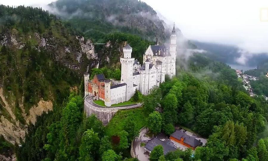 Lâu đài của Ludwig II