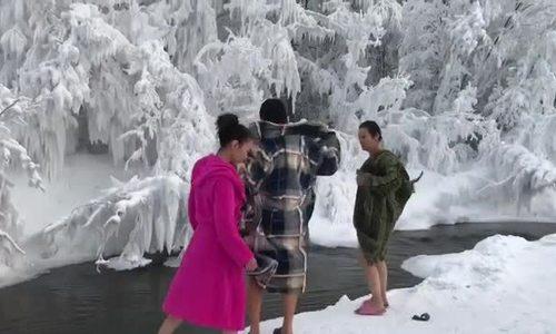 Người Việt đến thăm ngôi làng lạnh nhất thế giới ở Nga