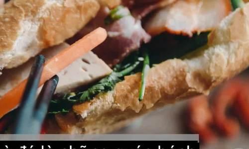 8 tiệm bánh mì Việt ngon nhất ở Hong Kong