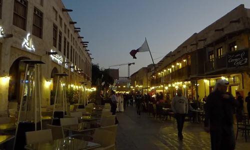 Bên trong 'chợ đứng' cổ nhất ở thủ đô Qatar