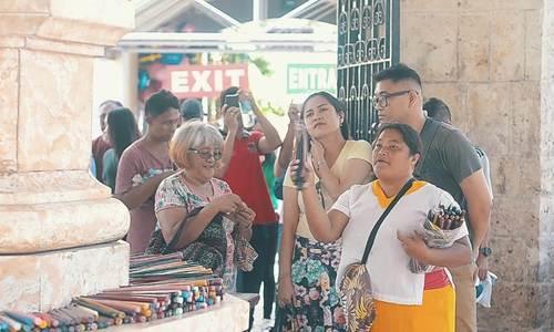 Thánh đường cổ nhất ở thành phố 'nữ hoàng phương Nam' của Philipines