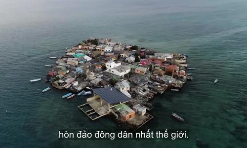 Cuộc sống trên đảo đông dân nhất thế giới