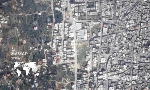 Bí mật về hội sát thủ trong lâu đài cổ ở Syria