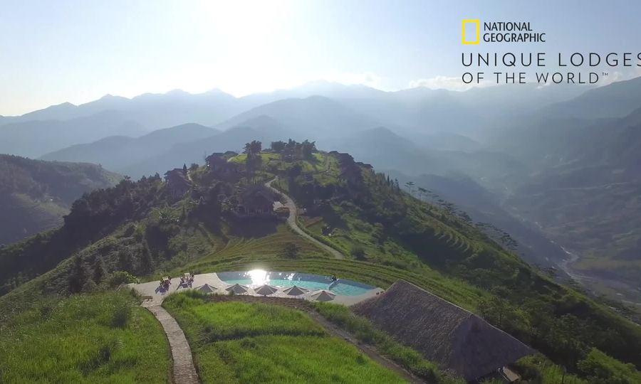 Việt Nam có khu nghỉ dưỡng vào top độc đáo nhất