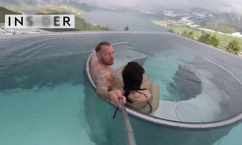 5 bể bơi vô cực có tầm nhìn đẹp nhất thế giới - ảnh 1