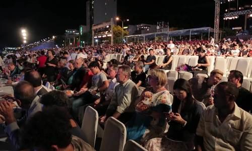 Đại sứ các nước xem pháo hoa Đà Nẵng