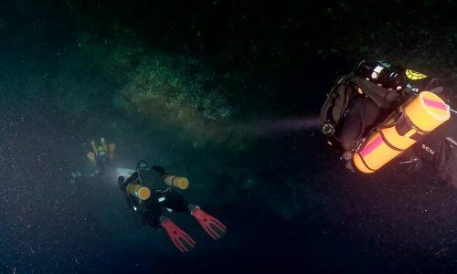 Hố sâu khổng lồ giữa lòng đại dương ở châu Mỹ