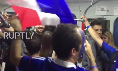 Pháp đổi tên ga tàu điện ngầm để mừng vô địch World Cup/Pháp đổi tên ga tàu điện ngầm để vinh danh t