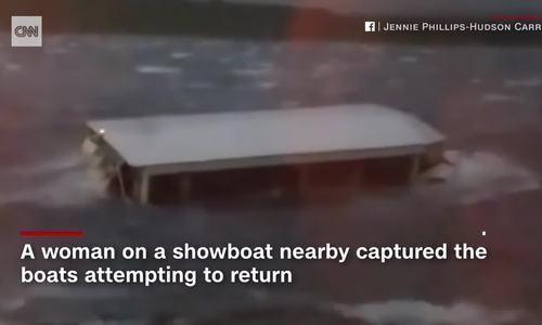 Không mặc áo phao đi thuyền ở Mỹ, 17 người chết