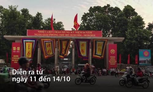 Lễ hội văn hóa ẩm thực cuối tuần hút khách tại Hà Nội - ảnh 1