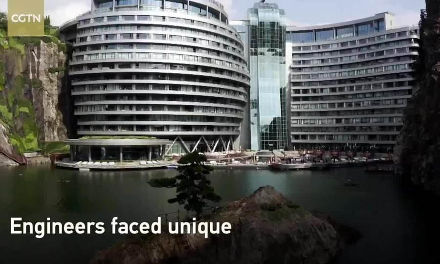 Video khách sạn Trung Quốc