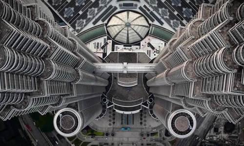 Tháp đôi Metronas