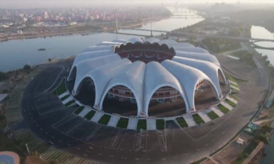 Sân vận động Bình Nhưỡng