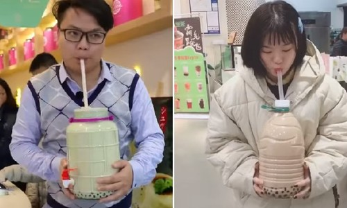 Tâm thư của người 'nghiện' trà sữa trân châu từ năm lên 9