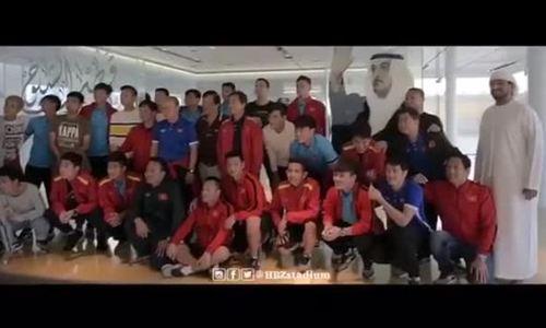 tuyển Việt Nam ở UAE