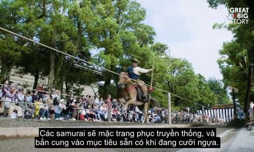 Bí kíp trở thành samurai Nhật đích thực