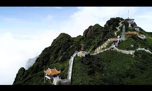 Chùa Việt trên đỉnh Fansipan