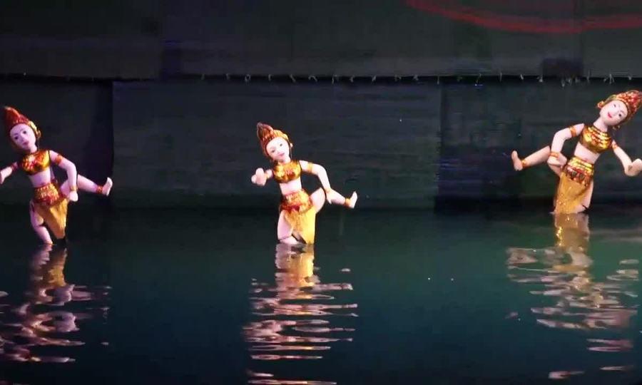 Múa rối nước Hà Nội