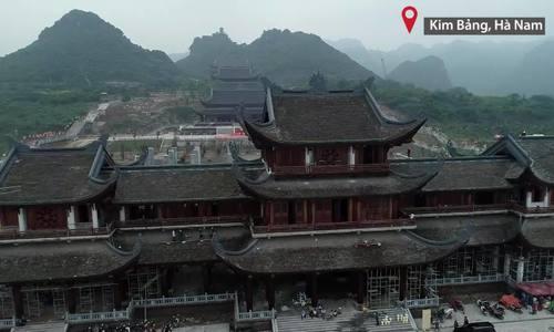Ngắm nhìn vẻ đẹp ngôi chùa tổ chức Đại lễ Phật đản Liêm Hợp Quốc