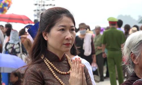 Khách nước ngoài dự Vesak bất ngờ với tốc độ xây chùa Tam Chúc