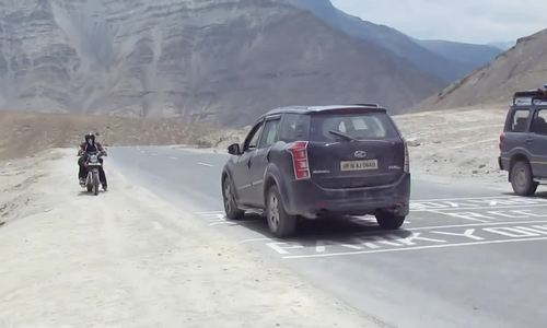 Bí ẩn về nơi ôtô tắt máy tự chạy lên dốc ở Ấn Độ - ảnh 1