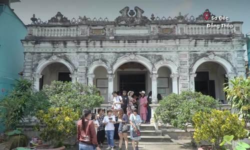 Cuối tuần check-in đồi chè Đà Lạt, nhà cổ Sa Đéc - ảnh 11