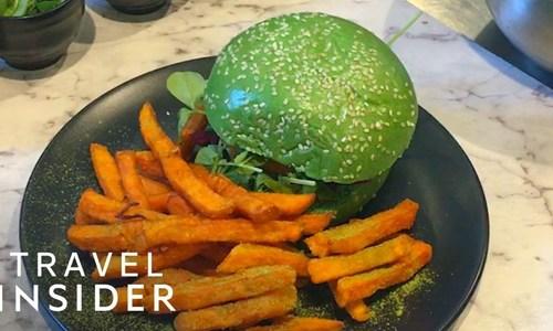 Thiên đường của người mê matcha ở Australia/Nhà hàng nấu gì cũng cho matcha ở Australia