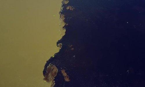 Điều kỳ diệu của nơi hai dòng sông gặp nhau, nước không hòa lẫn