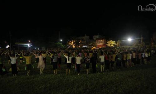 5.000 người dự kiến tham gia màn đại xoè - ảnh 2