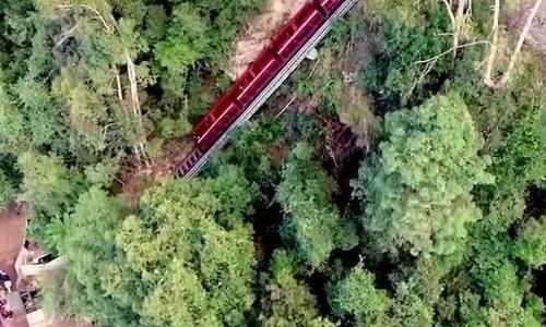 Chuyến tàu dốc nhất thế giới - ảnh 1