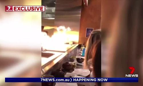 Khách nhí bị bỏng tại nhà hàng - ảnh 1