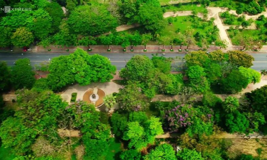 Thành phố xanh của Việt Nam