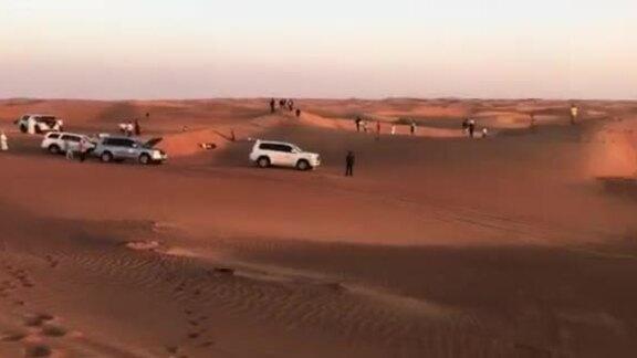 Sa mạc Dubai