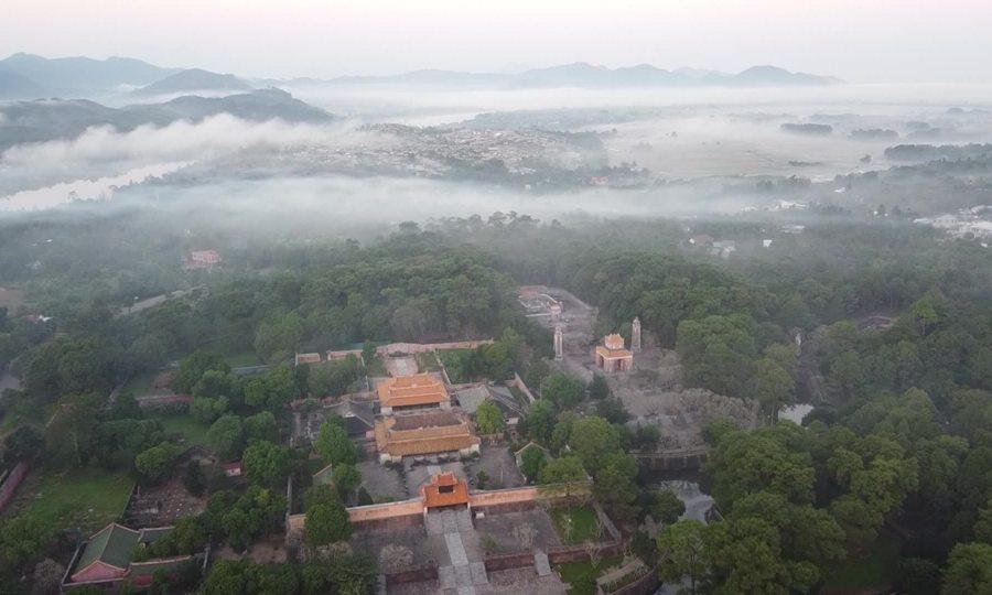 Lăng vua triều Nguyễn