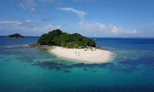 Hòn đảo cho thuê riêng