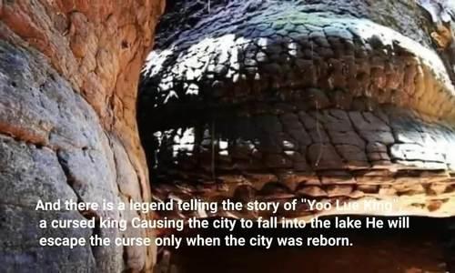 Phát hiện hang động hình rắn khổng lồ