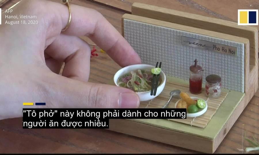 Đồ ăn Việt tí hon