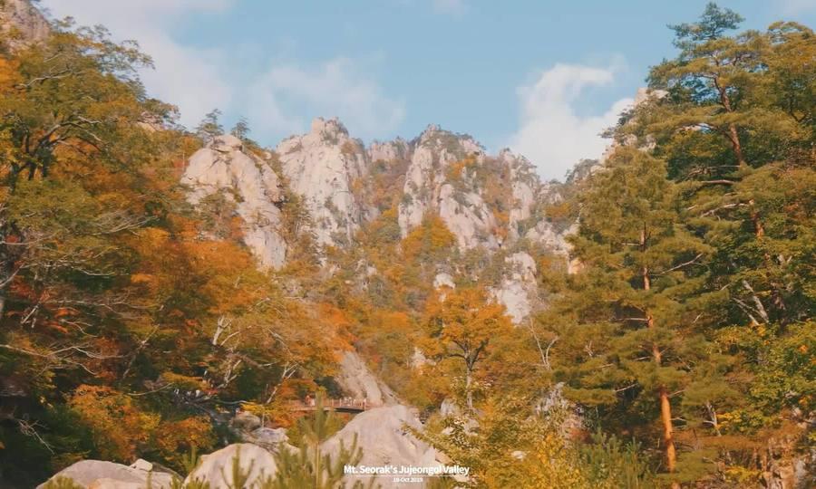 10 điểm đến mùa thu đẹp nhất Hàn Quốc